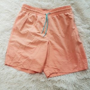 Old navy NWOT coral swim trunks small